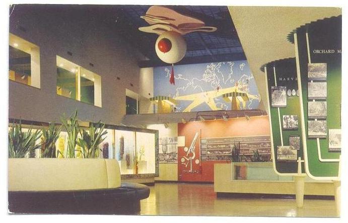 CMSI Postcard - Agricultural Hall