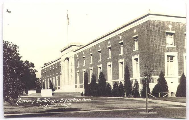 CMSI Postcard - Armory